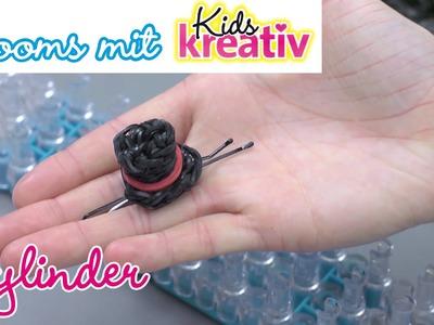 Kids kreativ Loom-Anleitung: Schicker Zylinder