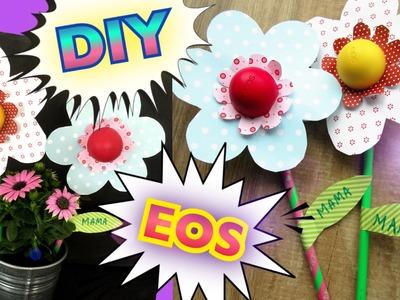 DIY EOS BLUME✿ Geschenk Muttertag