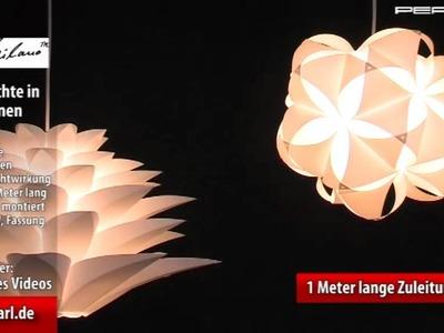 Carlo Milano Moderne Deckenleuchte, große Kugel, Durchmesser 40 cm