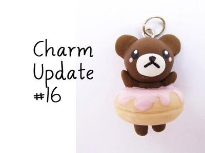 [Fimo] Charm Update #16 | Anielas Fimo