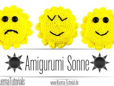 Amigurumi - Sonne. Sun  häkeln