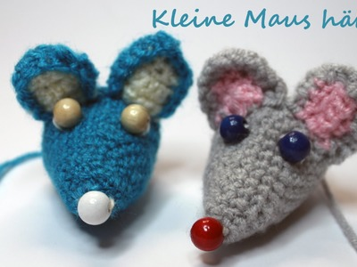 DIY Amigurumi Anleitung für Anfänger: Kleine Mäuse häkeln | kreativBUNT
