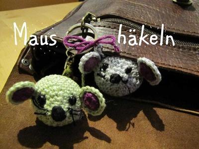 Kleine Maus - Häkelanleitung  (Tutorial) Amigurumi
