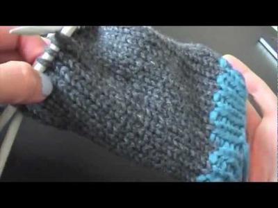 Socken stricken | Teil 3 | Der Schaft!