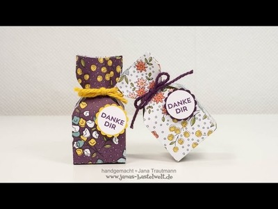 Tutorial: Goodies-Tütchen mit dem Envelope Punchboard (EPB)