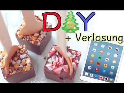 Schnelle DIY GESCHENKIDEE zu Weihnachten + iPad Verlosung!