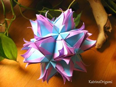 Origami ❀ Galatea ❀ Kusudama