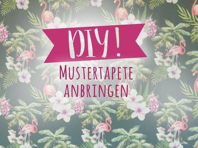 In 4 Schritten zur DIY Mustertapete | WESTWING DIY-Tipps