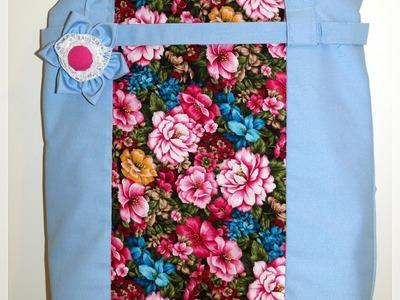 Käthes Nähstunde DIY : Teil II Schultertasche  Nähen für Anfänger