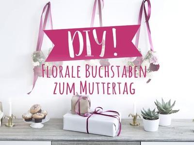 DIY Blumengesteck zum Muttertag | WESTWING DIY-Tipps