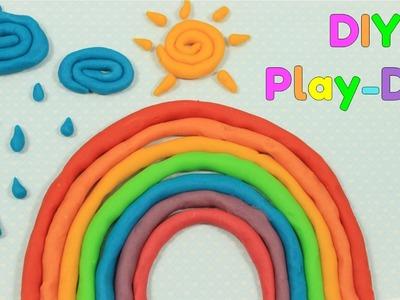 Play Doh selber machen deutsch | Knete selber machen | DIY Play Doh