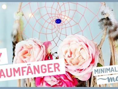 DIY Traumfänger #MinimalismusMAI by Sissi