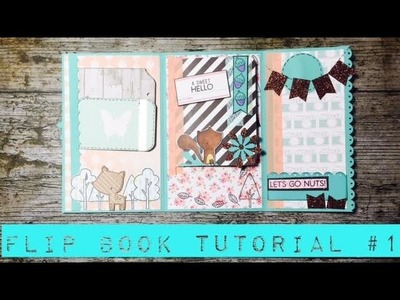 DIY Flip Book #1[ tutorial | deutsch]