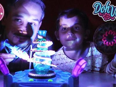 DOHVINCI Lichterstudio DIY | Gegenstände verzieren mit Knetmasse | CuteBabyMiley