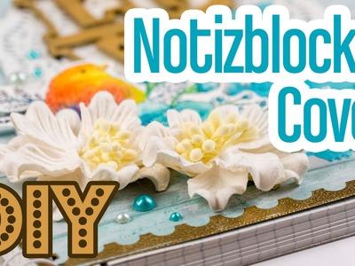 [DIY] Notizblock Cover selber gestalten ♥