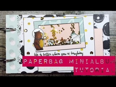 DIY Paperpag Mini Album [tutorial | deutsch]