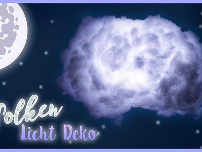 DIY Tumblr Wolken Licht Deko *:・゚✧ Traumhaftes Zimmer LED Licht. Nachtlicht  *:・゚✧