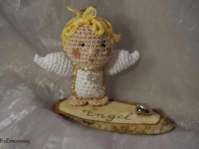 DIY Engelchen Häkeln so winzig und süß