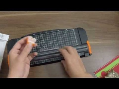 Action Papierschneider im Test Paper Cutter