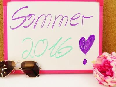 DIY Inspiration Challenge #60 | 10 Ideen gegen Langeweile im Sommer | Evas Challenge | Umsonst