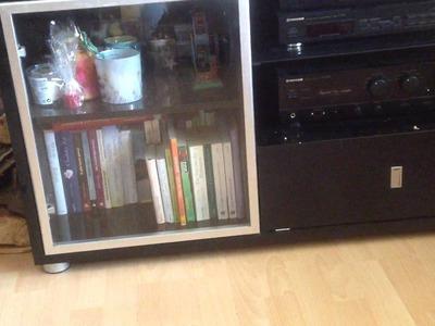 Neues Projekt. Wohnzimmer. Minimalismus. DIY. Teil 1