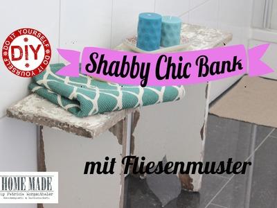 How To I Shabby Chic Bank aufpimpen (Fototransfertechnik) I Deko Inspirationen Selbstgemacht