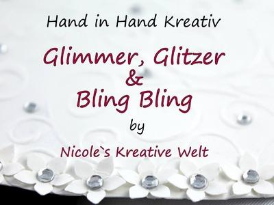 [Tutorial #8.Hand in Hand Kreativ] Hochzeitskarte (Wedding Card) |HD|