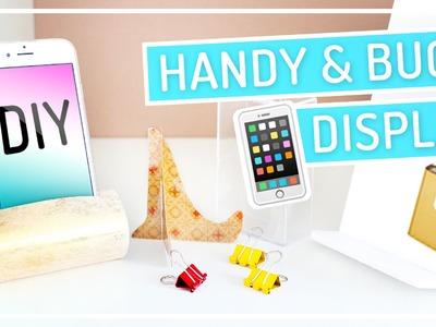 5 Smartphone, Tablet & Buch DIY Aufsteller #TypischSissi