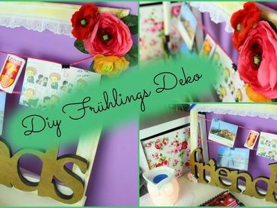 DIY Frühlings Deko ♦♦♦ Kooperation mit HELLOPRINZ