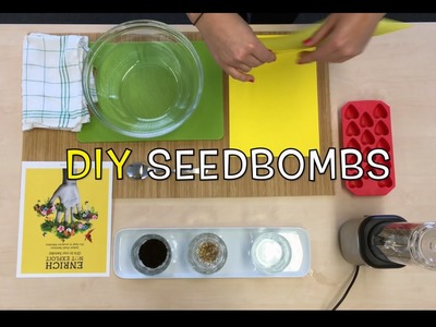 Seedbombs selber machen | DIY by The Body Shop®