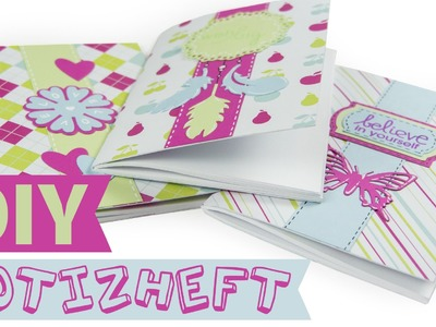 "[DIY] Notizheft | BlogHop ""Summer Feeling"" mit VERLOSUNG 