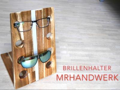 DIY Sonnen - Brillen - Halter  zum selber machen Anleitung
