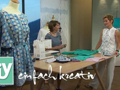 Sommerliche Tunika | DIY einfach kreativ