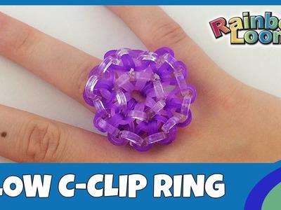 Rainbow Loom C-Clip Ring - deutsche Anleitung