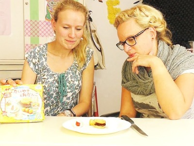 Kracie Popin' Cookin' im SNACKTEST ♥ Taiyaki & Odango ♥ Happy Kitchen | Japan DIY Candy