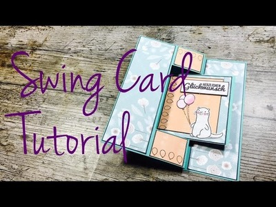DIY Swing Card [tutorial |deutsch]