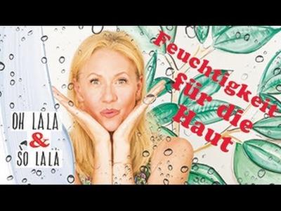 Feuchtigkeitsgel mit nur 2 Zutaten DIY * die beste Hautpflege für jeden Hauttyp * für schöne Haut