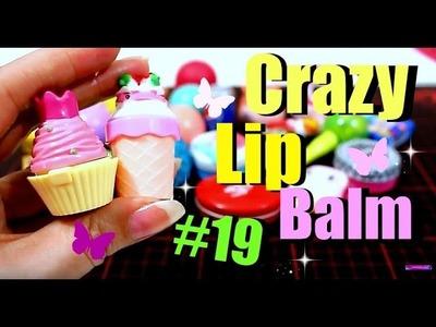 Crazy Lip Balm Test #19 | Geschenkidee Cupcake Lippenpflege | 9999 Dinge - DIY, Basteln & Trends