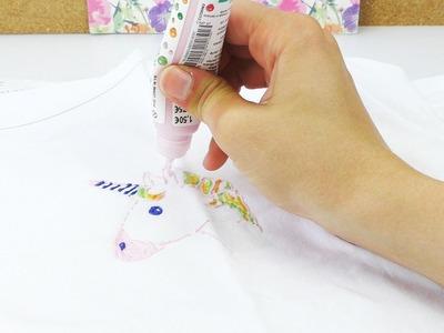 DIY Inspiration Challenge #75 | Tshirts | Kathis Challenge | DIY Idee Sonntag Challenge