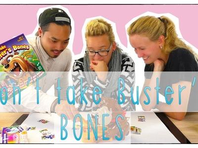 DAS SAUERSTE DIY EIS DER WELT! | don't take buster's bones CHALLENGE mit YOSHI | BESTRAFUNG