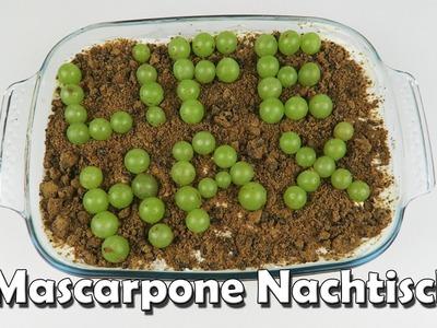 Weltbester Mascarpone Nachtisch - DIY | Tutorial | Rezept