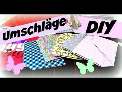 Basteln: DIY Origami Video deutsch | Umschläge selber machen | 9999 Dinge  - DIY, Basteln & Trends