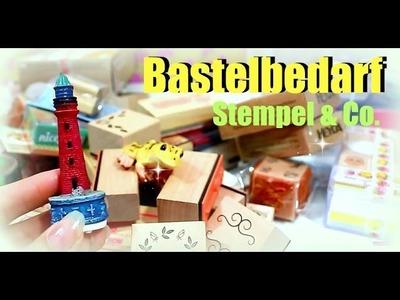 Bastelbedarf Stempel & Stempelkissen | 9999 Dinge - DIY, Basteln & Trends