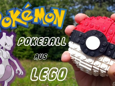 Pokémon - Pokéball aus LEGO (DIY) - Review deutsch -