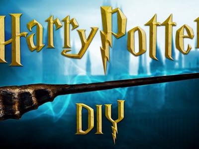 DIY Harry Potter Zauberstab