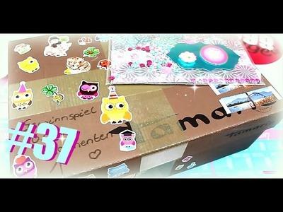 Tauschpaket von Sofie #37 | 9999 Dinge - DIY, Basteln & Trends