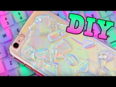 DIY 3 MEGA COOLE HANDYHÜLLEN | CRAZY PHONE CASES #Bonnytrash