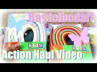 Inspiration Ideen Haul | Action Einkauf | 9999 Dinge - DIY, Basteln, Ideen & Trends