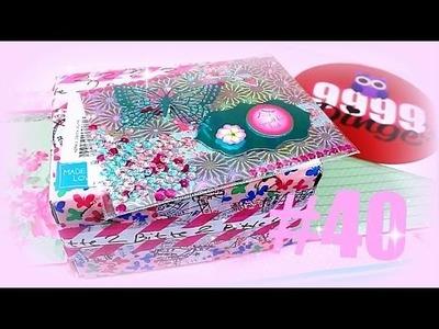 Tauschpaket von Janina #40 | 9999 Dinge - DIY, Basteln, Ideen & Trends