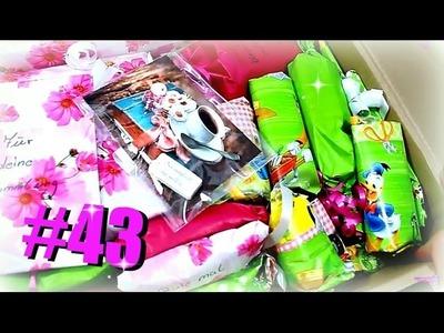 Tauschpaket Samantha #43   9999 Dinge - DIY, Basteln, Ideen & Trends